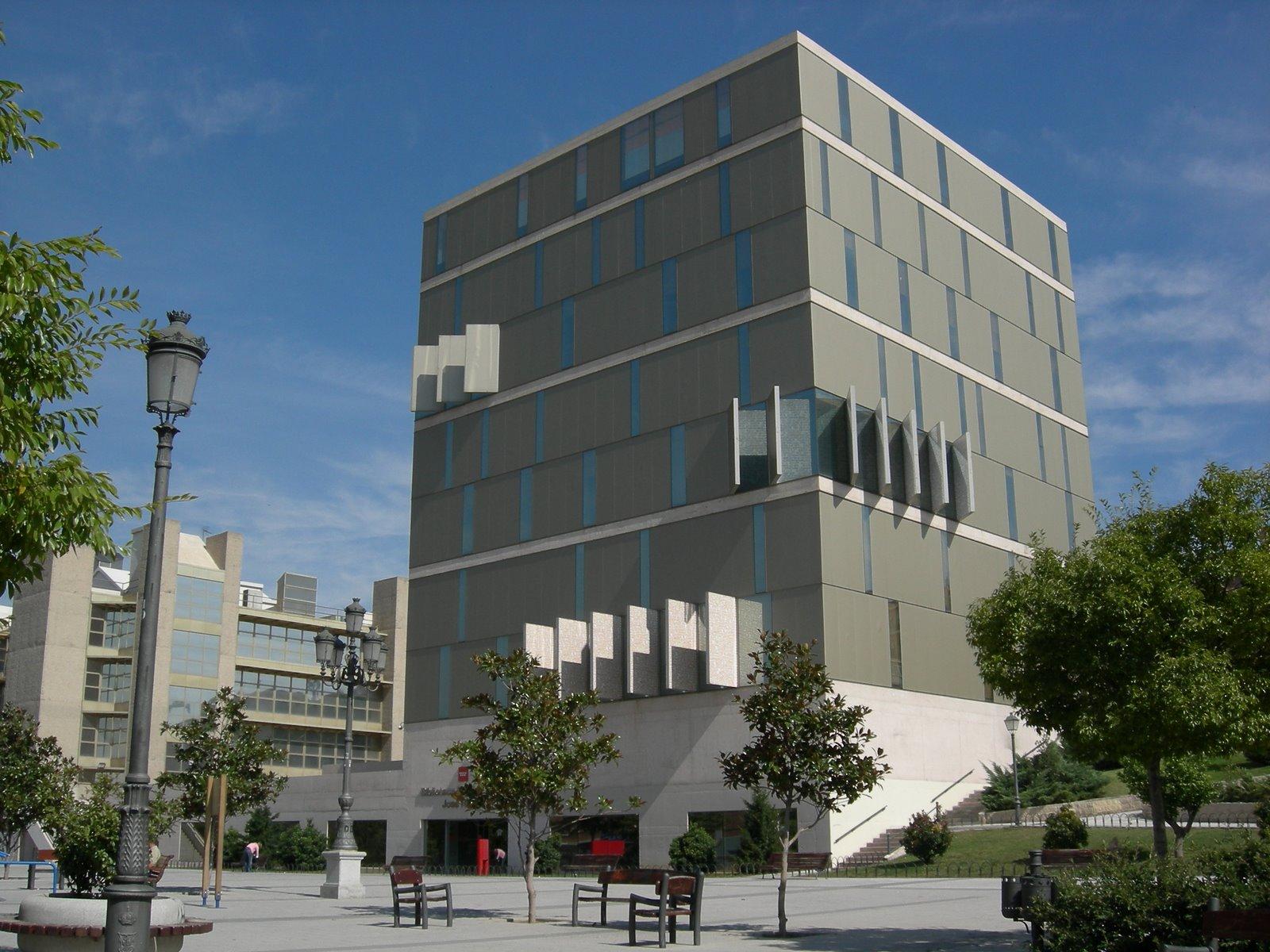 Museo cienmilcuartos for Biblioteca uned