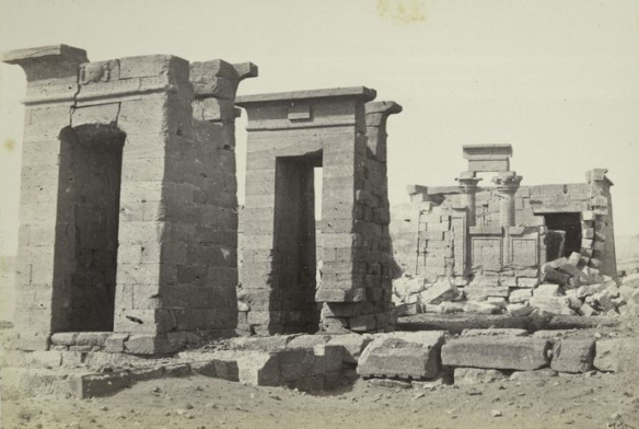 Francis_Frith_-_The_Temple_of_Dabod,_Nubia