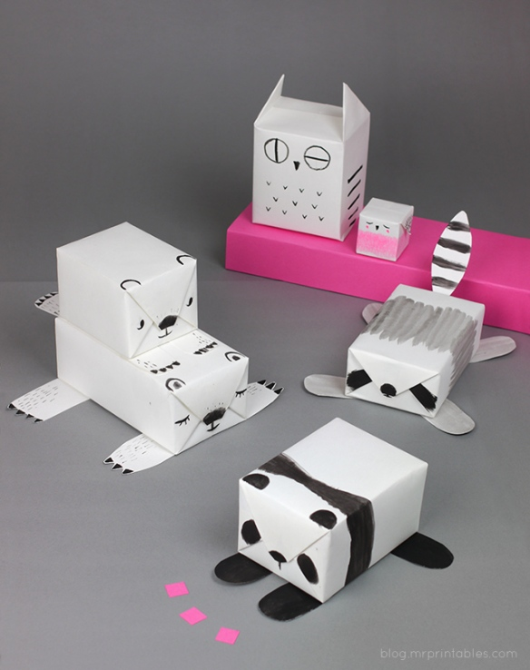 diy-animal-gift-wrapping-ideas