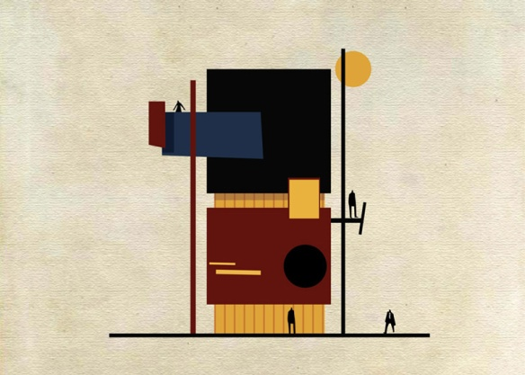 Art-meets-architecture-in-Federico-Babinas-Archist-Series-_dezeen_ss_1