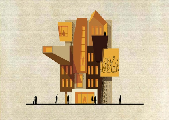 Art-meets-architecture-in-Federico-Babinas-Archist-Series-_dezeen_ss_13