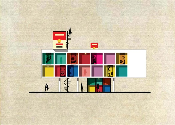 Art-meets-architecture-in-Federico-Babinas-Archist-Series-_dezeen_ss_8